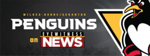 PENGUINS BROADCASTS COMING TO EYEWITNESS NEWS
