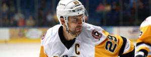 TOM KOSTOPOULOS REACHES 500 CAREER AHL POINTS