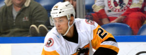 PENGUINS RECALL ADAM KRAUSE FROM NAILERS