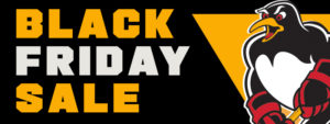 SAVE BIG WITH THE PENGUINS BLACK FRIDAY SALE
