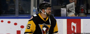 PENGUINS SCORE FOUR UNANSWERED IN 4-1 WIN OVER BRIDGEPORT