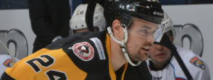 GAUNCE RETURNS TO WILKES-BARRE/SCRANTON