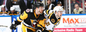 PENGUINS FALL IN GAME FIVE, 2-1