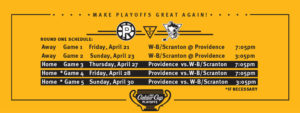 PENGUINS TO FACE BRUINS IN CALDER CUP PLAYOFFS