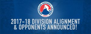 AHL ANNOUNCES NEW DIVISION, OPPONENTS FOR PENGUINS IN 2017-18
