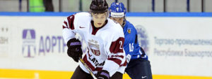 BLUEGER JOINS TEAM LATVIA AFTER EXPECTATION-SHATTERING SEASON