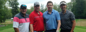 FORMER PENS REUNITE AT GOAL IN ONE GOLF CLASSIC