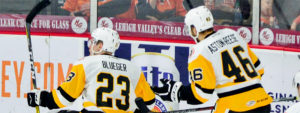 PROSPECT CHALLENGE TITLE A TESTAMENT TO PENGUINS ORGANIZATION STRENGTH