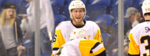 PENGUINS BEAT MARLIES, 4-2, IN CLASH OF CONFERENCE'S BEST