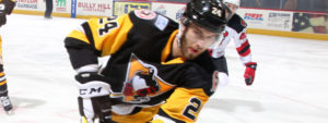 PENGUINS DOWN DEVILS IN BINGHAMTON, 4-3