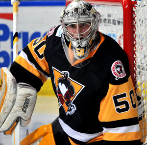 The Wilkes-Barre/Scranton Penguins announced today that the Pittsburgh  Penguins (NHL) have reassigned goaltender Sean Maguire from the Wheeling  Nailers ...