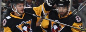 PENGUINS STRETCH POINT STREAK TO 10 GAMES WITH WIN OVER BEARS