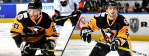 JARRETT BURTON AND JEFF TAYLOR RETURN TO WILKES-BARRE/SCRANTON FROM WHEELING