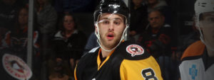 PENGUINS SIGN DEFENSEMAN KEVIN SPINOZZI