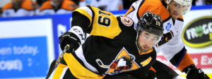 PENGUINS LOSE CLOSE ONE TO PHANTOMS, 5-4