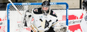 GOALIE ADAM MORRISON SIGNED TO PTO