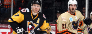 PENGUINS DENIED WEEKEND-ENDING WIN BY PHANTOMS