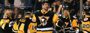 PEDAN PROPELS PENGUINS PAST BEARS, 4-1