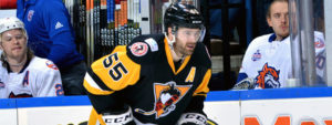 PENGUINS LOSE FINAL GAME OF WEEKEND TO BRIDGEPORT, 6-3