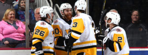 PENGUINS BEAT BEARS IN REGULAR SEASON FINALE, 3-2