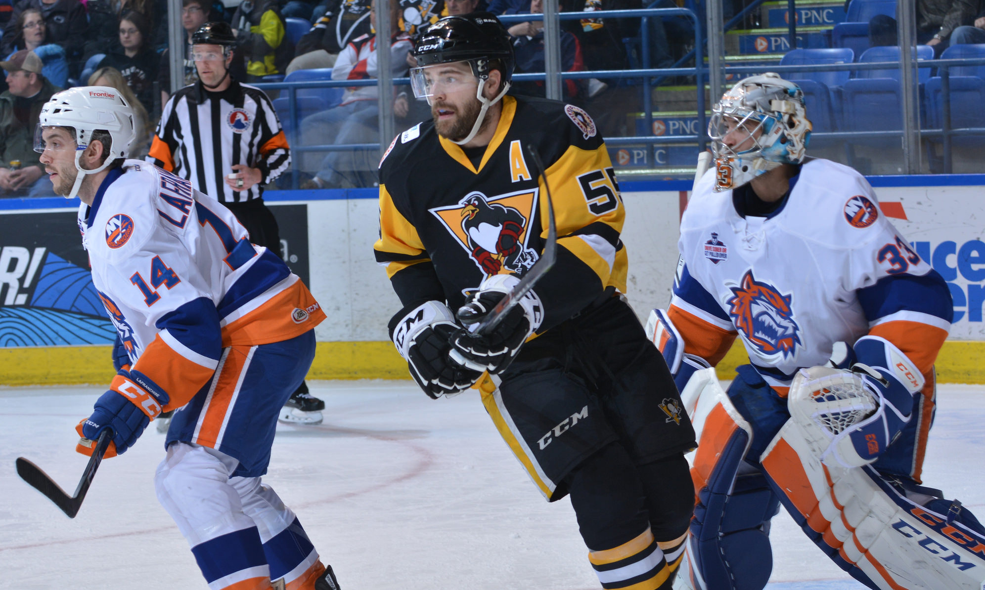 Catching Up With Chris Summers Wilkes Barre Scranton Penguins