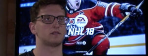 FORTY FORT'S ROEBUCK HEADED TO NHL WORLD GAMING CHAMPIONSHIP