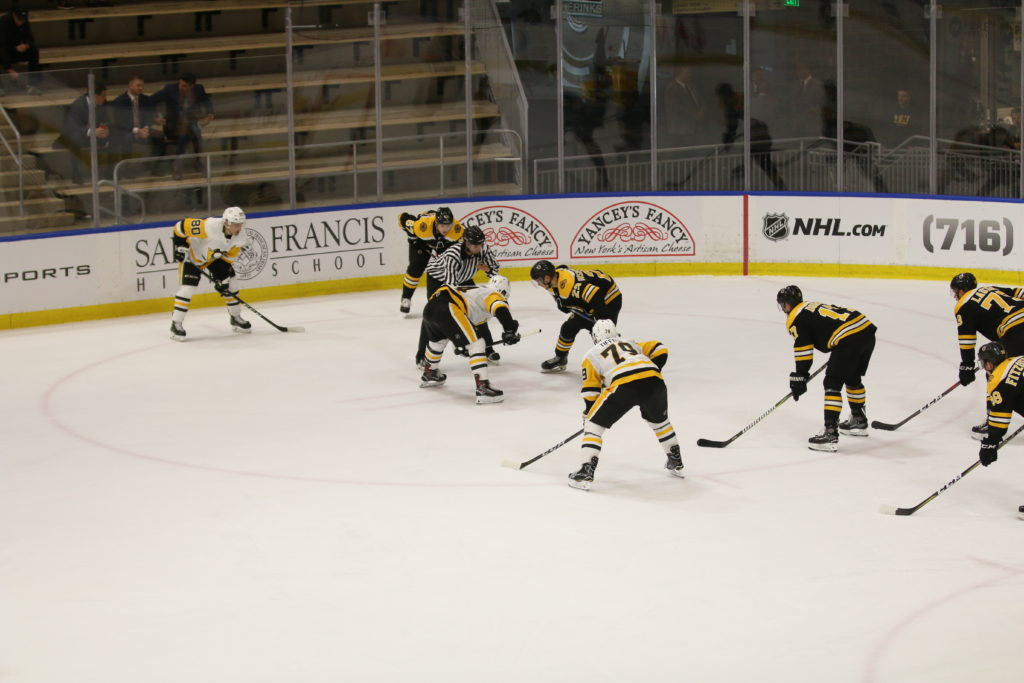 Penguins Drop First Game Of Prospects Challenge 4 2