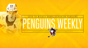PENGUINS WEEKLY – 1/29/19