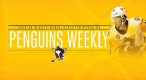 PENGUINS WEEKLY – 2/12/19