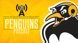 PENGUINS PODCAST w/ JARRETT BURTON