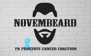 ANTHONY ANGELLO PARTICIPATING IN 'NovemBEARD' CAMPAIGN