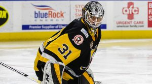 PENGUINS LOSE 1-0 GAME IN BRIDGEPORT