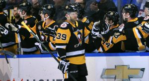 PENGUINS START 2019 STRONG WITH SHOOTOUT WIN OVER GRIFFINS