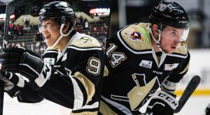 PENGUINS SIGN HIRANO AND LACROIX TO AHL CONTRACTS