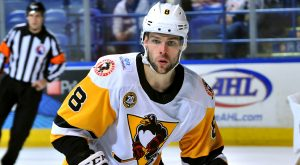PENGUINS RELEASE WILL O'NEILL