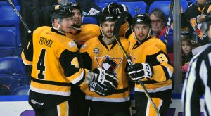 PENGUINS DEFEAT LEHIGH VALLEY IN OVERTIME, 2-1