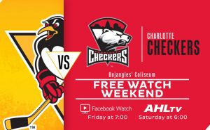 FREE WATCH WEEKEND FOR PENGUINS FANS