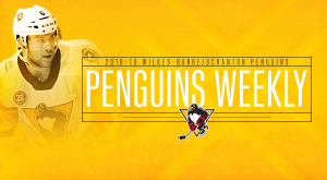 PENGUINS WEEKLY – 1/22/19