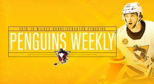PENGUINS WEEKLY – 2/19/19