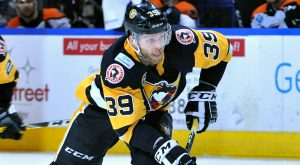 PENGUINS FALL TO PHANTOMS, 3-2