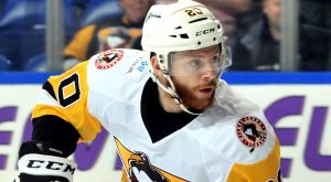 PENGUINS DEFEATED BY COMETS IN UTICA