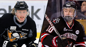 PENGUINS SIGN JAN DROZG & BRANDON HAWKINS TO ATOs