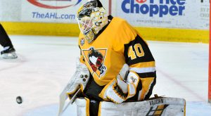 MUSE, PENGUINS BLANK BINGHAMTON, 4-0