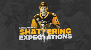 SAM LAFFERTY – SHATTERING EXPECTATIONS