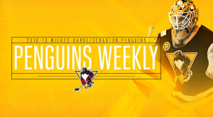 PENGUINS WEEKLY – 4/2/19