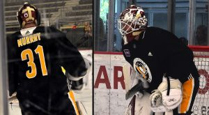 DEVELOPMENT CAMP NOTEBOOK: Matt Murray makes a name for himself