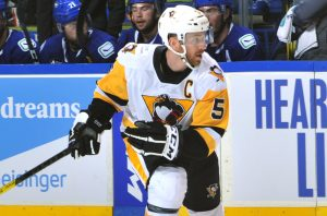 PENGUINS LOSE HOME OPENER IN OVERTIME, 4-3