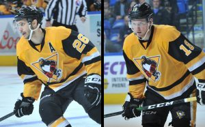 PITTSBURGH RECALLS AGOZZINO, LAFFERTY