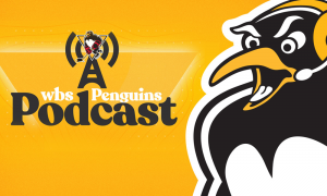 PENGUINS PODCAST w/ BRANDON HAWKINS
