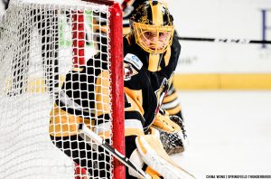 PENGUINS STREAK AT SIX AFTER 4-2 WIN AT SPRINGFIELD